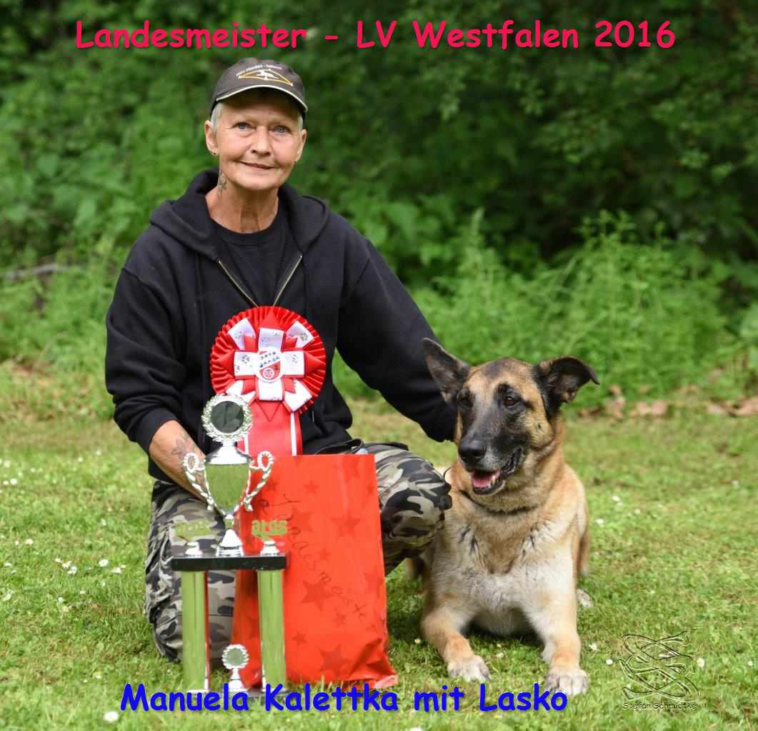 Photo of LVM Obedience des Landesverbandes Westfalen beim MV Unna-Massen