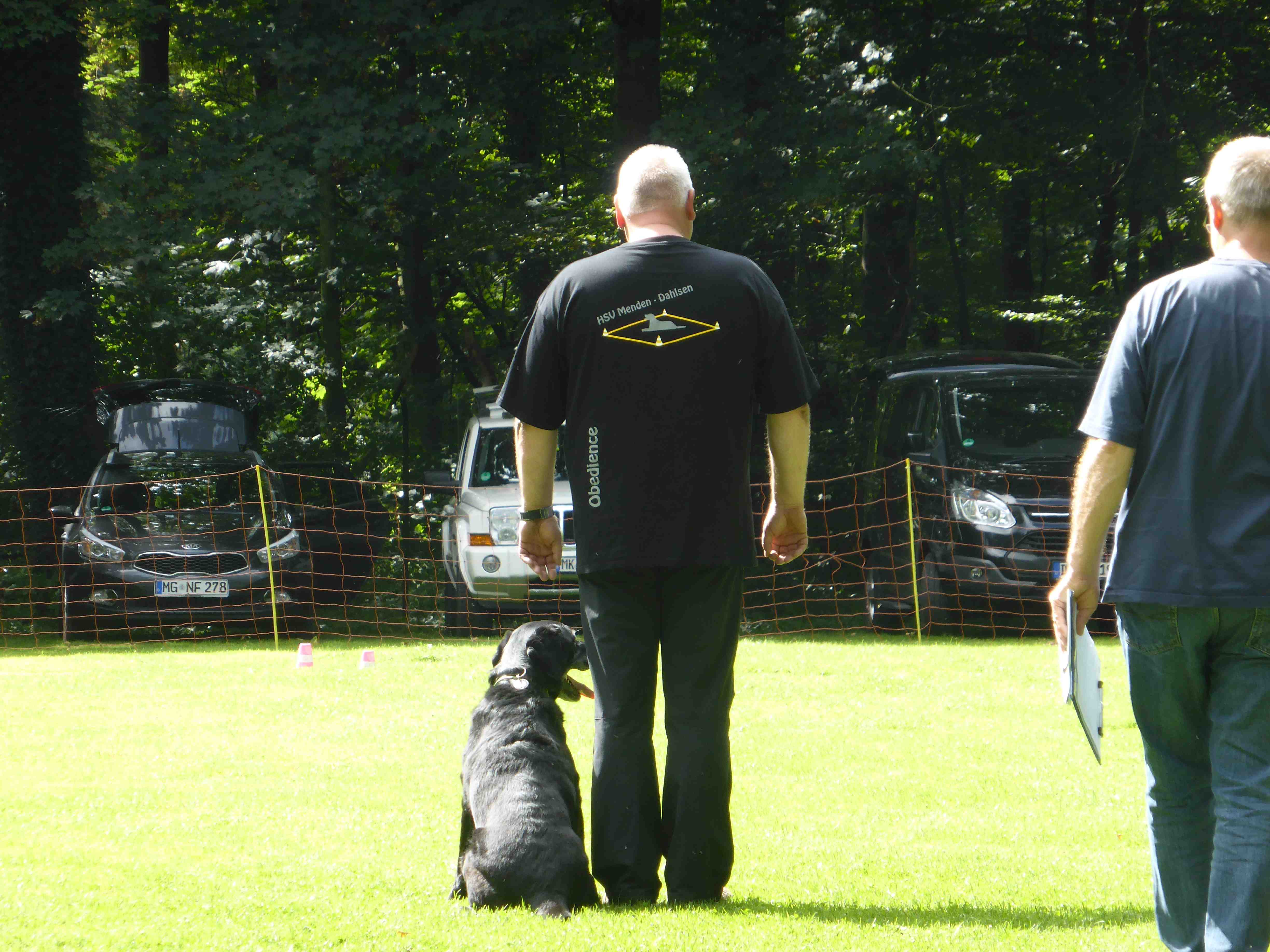 Photo of Obedience-Prüfung beim GHSV Duisburg-Rehwiese e.V. am 20.08.2016