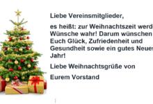 Photo of Weihnachtsgrüße